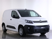 Citroen Berlingo New Shape Manual - Save £5,826! Van Leasing