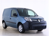 Renault Kangoo Z.E Electric Van Test Vehicle Van Leasing