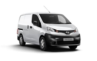 Nissan NV200 1.5 Dci 90PS Van Leasing